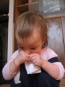 Comment apprendre aux enfants à se moucher ?