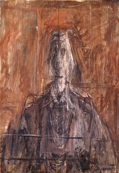 Fondation Giacometti - Discover the artwork - Alberto Giacometti Database - Paintings