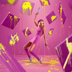 Keen Uneek Colorful Campaign – Fubiz Media