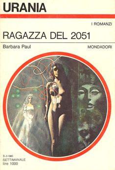821  RAGAZZA DEL 2051 3/2/1980  PILLARS OF SALT (1979)  Copertina di  Karel Thole   BARBARA PAUL