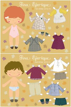 Fina Ejerique free printable * 1500 free paper dolls at Arielle Gabriels The International Paper Doll Society also free China paper dolls The China Adventures of Arielle Gabriel *