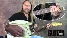 Essential Blues Basics: Soloing with the Combined Minor/Major Pentatonic...