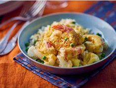 Curry minute aux belles crevettes Curry minute aux belles crevettes
