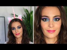 Tuto Maquillage Halloween Licorne Unicorn makeup | missGworld