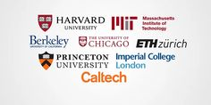 EdX Partners Top Times Higher Education World University Rankings University Rankings, World University, Princeton University, Harvard University, Imperial College, Education World, Higher Education, Fun Learning, Internet