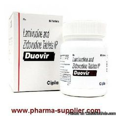 Duovir (Lamivudine 150mg and Zidovudine 300mg Tablets) - Classified Ad