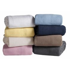 Grand Hotel Woven Cotton Throw Blanket - Free Shipping On Orders Over $45 - Overstock.com - 12513272 - Mobile