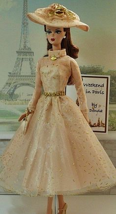 Weekend In Paris Barbie