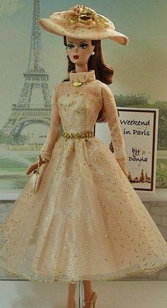 Weekend In Paris Barbie a.k.a. Barbie I'm Jealous Of.