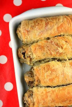 Provereni recepti. Cooks and Bakes: Burek sarmice