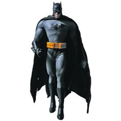 Medicom Batman Hush Black Suit Version Batman Real Hero Action Figure * To view further for this item, visit the image link. (This is an affiliate link) #GrownUpToys