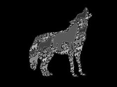 50 Shades of Gray (really)  (a fractal tiling)