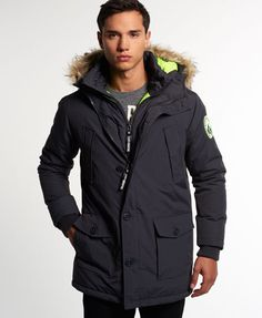 Superdry Everest Twin Peaks Jacket