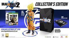 Commande ton jeu Dragon Ball Xenoverse 2 avec les frais de port offert sur Jeux Précommande ;-)