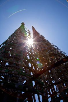 Watts Towers | LMU Magazine