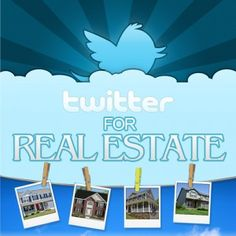 Twitter For Real Estate  teaches real estate agents how to use twitter in their real estate business