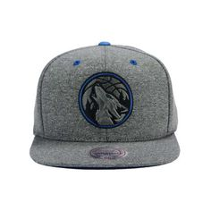 Minnesota Timberwolves NBA Broad Street 2.0 Snapback Cap (94.590 COP) ❤  liked on Polyvore 9accfdc58e80