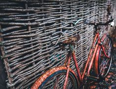 Free stock photo: Rustic, Bicycle, Retro, Old - Free Image on ...