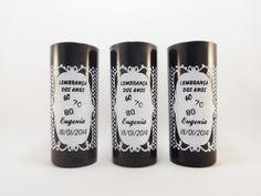 Copos long drink personalizados para aniversário