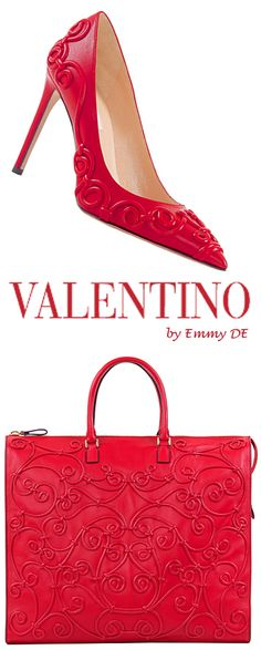 Emmy DE * perfect pairing ~ Valentino