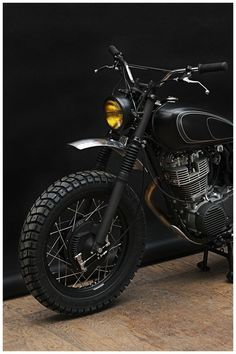 Y SR400 - Monkee #60                                                                                                                                                                                 Mais