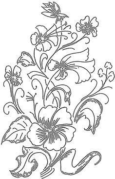 235 Best Floral Wood Carving Patterns images in 2017