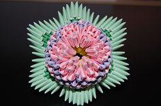 3D Origami - Lotus Flower