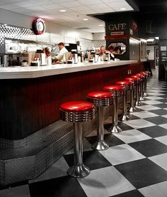 Diner- I wish more of these were around....