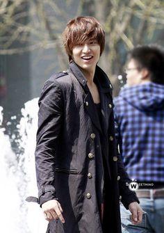Lee Min Ho!