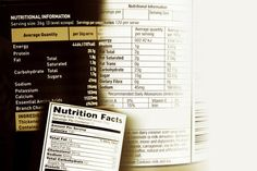 food-label