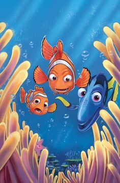 "The sequel of ""Finding Nemo"" is here with another adventurous story based on Dory. So here we are with this post of Finding Dory Poster Collection Finding Nemo Movie, Dory Finding Nemo, Disney Finding Dory, Disney Pixar, Disney Animation, Disney Art, Disney Villains, Cartoon Wallpaper, Disney Wallpaper"