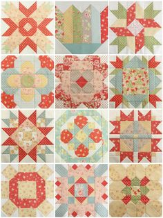 Quilt Block Layout Trauma - Pretty by Hand -