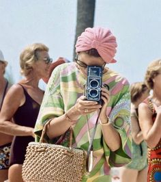 Princess Grace in Pucci #gracekelly