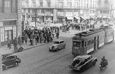 Old Pictures, Old Photos, Vintage Photos, Budapest City, Budapest Hungary, History Photos, Commercial Vehicle, Merida, Vintage Photography