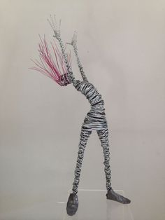Standing Figure By Rachel Ducker