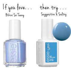 Essie Gel Polish Colors That Match Original Colors