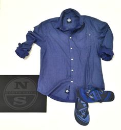 NORTH SAILS outfit spring-summer 2017 shirt - shoes sportswear 53deb78e287a
