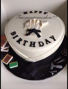 Karate cake!!