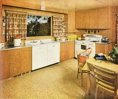 1953 Kitchen | by SportSuburban