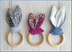 Hochet Lapin pour petites mains… [DIY – Printable] | Range tes jouets !