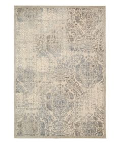 Nourison Ivory Graphic Illusions Rug | zulily