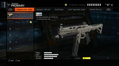 Call of Duty Black OPS 3 Beta All the weapons available