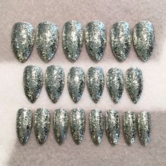 Oh my bling!! These Silver Bling Stilettos are brand new to the shop. Just in time to complete your New Year's Eve outfit!