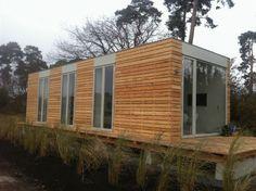 Holzbau Regen