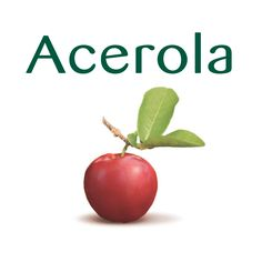 """Extremely rich in vitamin C (up to 50x orange!), acerola, another """"super food"""", is a good source of carotenoids (hence its red-orange pulp) and flavonoids, substances with strong antioxidant action."""