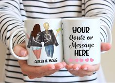 Best Friend Mug , personalised gift , birthday gift , miss you gift , best friend personalised gift , personalized , friend gift by SPGiftsShop on Etsy