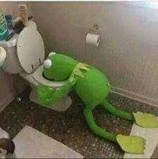 memes kermit the frog love \ memes kermit ; memes kermit the frog ; memes kermit the frog hilarious ; memes kermit the frog love ; memes kermit the frog drinking tea New Memes, Dankest Memes, Sapo Kermit, Reaction Pictures, Funny Pictures, Funny Kermit Memes, Muppet Meme, Hilarious Memes, Sapo Meme