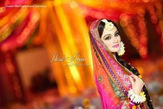 Mehndi bride, Ishrat amin photography
