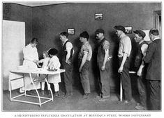 1918 flu pandemic spanish flu