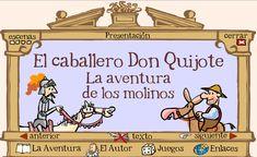 Don Quijote para niños
